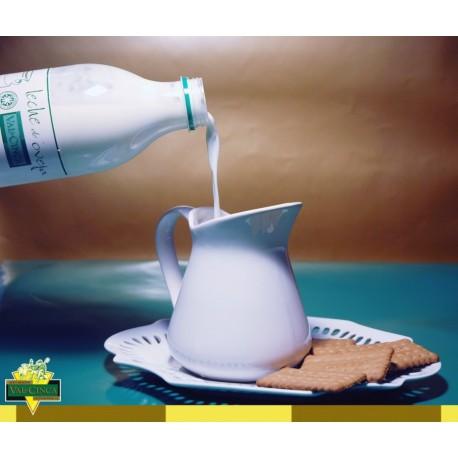 Botella 1L de leche de oveja Val de Cinca