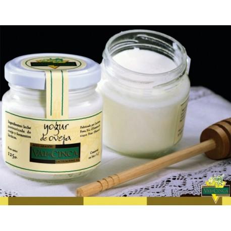 Yogur de oveja Val de Cinca