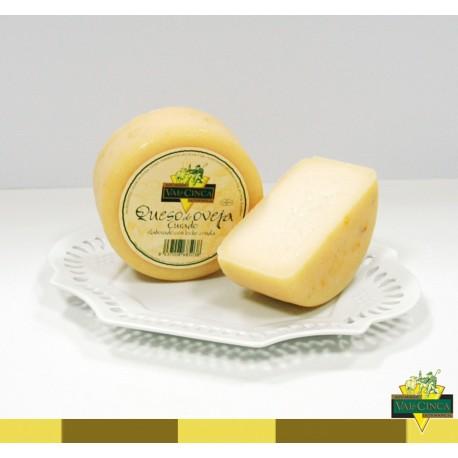 Pack de 6 medios quesos